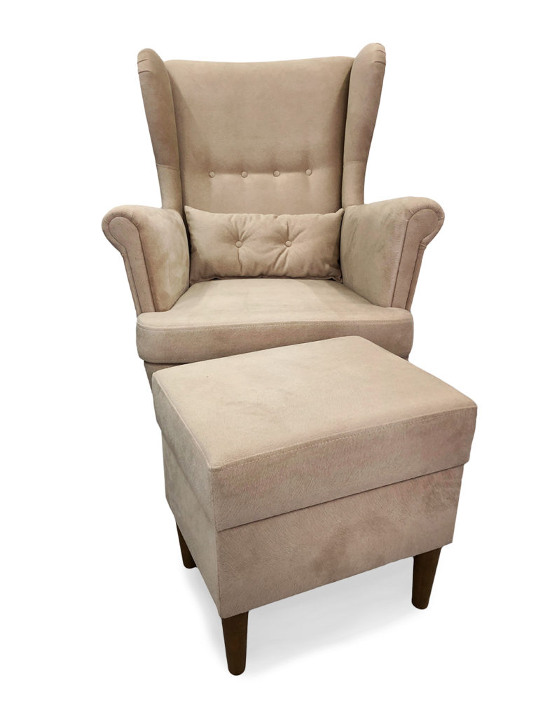 Fotel Wing Chair