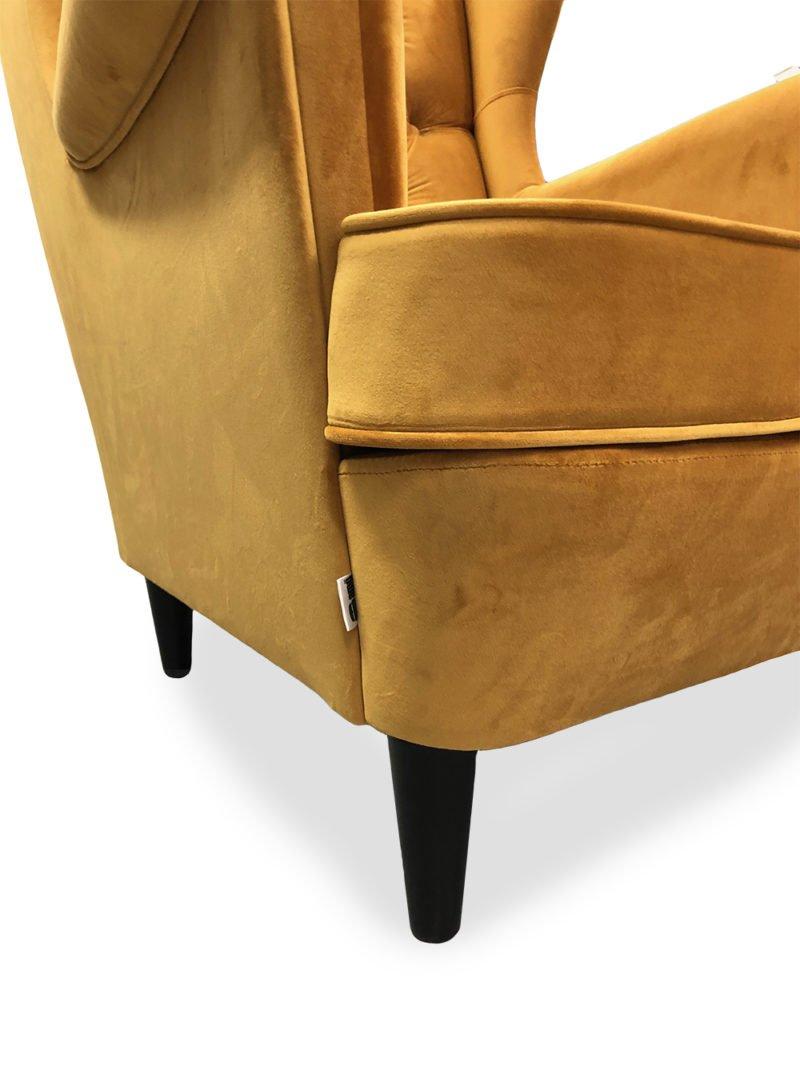 Fotel Wing Chair Deep