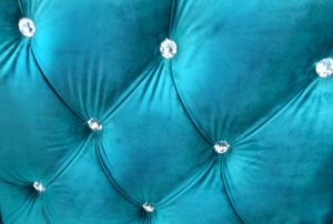Kryształowe (głęboko pikowane)